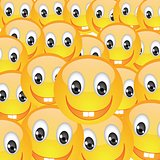 smile background