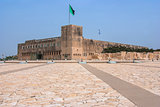 Latrun fortress. Israel.