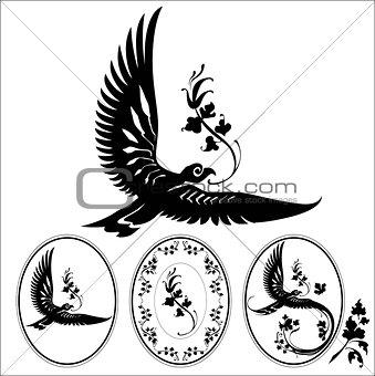Artistic_bird_set