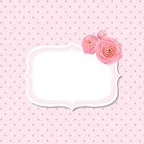 Pink Rose Label