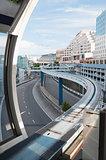 Sydney's monorail