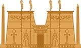 Egiptian Temple