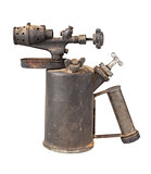 Vintage blowtorch
