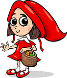 little red riding hood cartoon