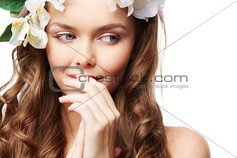 Lovely model