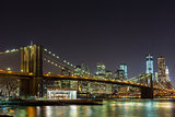Brooklyn Bridge and New York City
