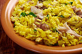 Scottish dish - Kedgeree