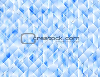 Abstract blue technology design
