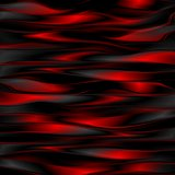 Dark blurred vector waves design