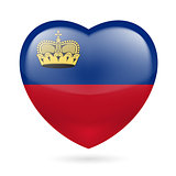 Heart icon of Liechtenstein