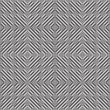 Design seamless monochrome geometric diagonal pattern. Abstract