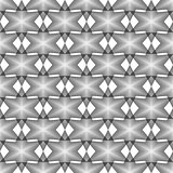 Design seamless monochrome geometric latticed pattern. Abstract