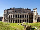 Theatre of Marcellus in Rome