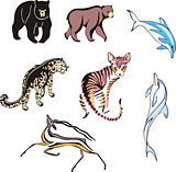 miscellaneous mammal animals