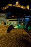 sulfuric baths in Tbilisi