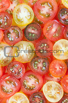 Tomatoe background