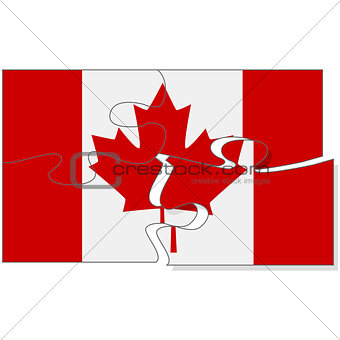 Canadian puzzle