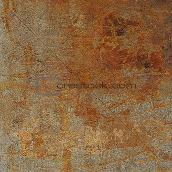3d abstract grunge beige orange wall backdrop