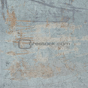 3d abstract grunge blue white gray wall background