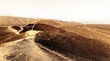 Desert Peruvian Road