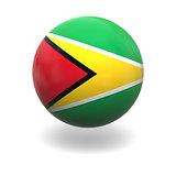 Guyanan flag