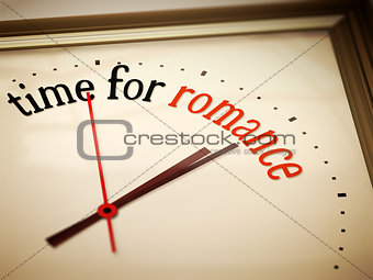 time for romance