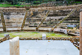Ruins of small Epidavros Theater