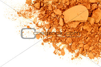 Crushed Brown Eyeshadow
