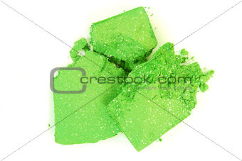 Crushed Green Eyeshadow