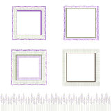 Abstract Natural Frame Set