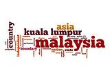 Malaysia word cloud