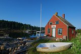 Red Lobster Boat House, Stonington, Maine