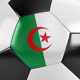 Algeria Soccer Ball