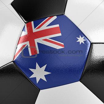 Australia Soccer Ball