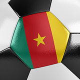 Cameroon Soccer Ball