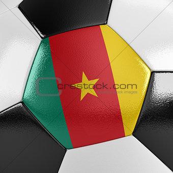 Cameroon Soccer Ball