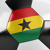 Ghana Soccer Ball