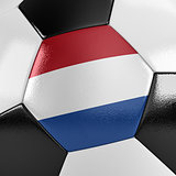 The Netherlands Soccer Ball