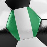 Nigeria Soccer Ball