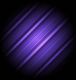 Hi-tech abstract violet background, striped texture