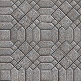 Paving Slabs. Seamless Tileable Texture.