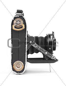 Old camera vintage