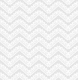 Lace seamless pattern with chevron