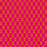 Striped Seamless Knit Pattern