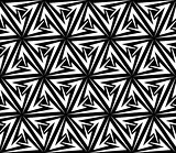 Aggressive Arrows Seamless Pattern