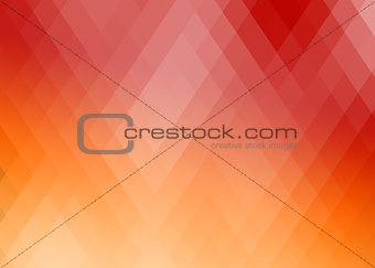 Abstract gradient rhombus background