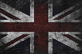 Grungy UK Flag