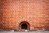 Brick wal