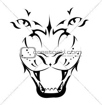 Tiger, Tattoo
