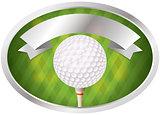 Golf Emblem